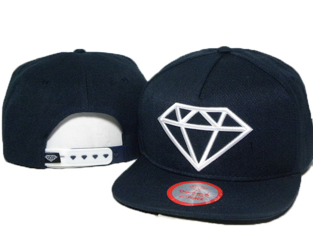 DIAMOND SUPRELY.CO Snapback Hat DD18